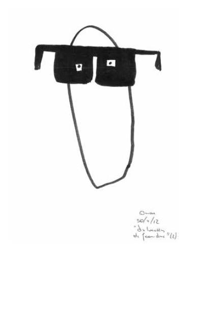 Les lunetes de Jean-Luc Omar